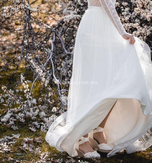 Calzado exclusivo novias