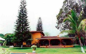 Quinta maria bonita for Villas xavier morelos