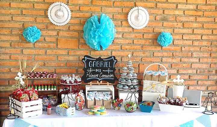 Sugar Candy Bar & Cupcakes