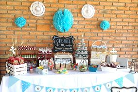 Sugar Candy Bar & Cupcakes