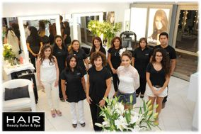 Hair Beauty Salon Spa