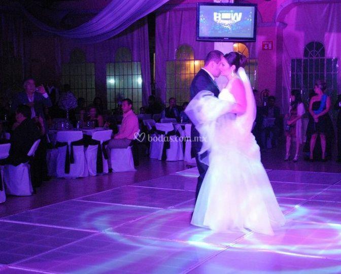 Iluminación para su boda