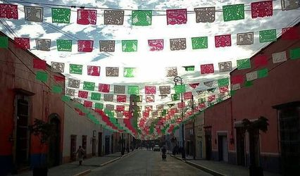 La Casita de Papel Picado