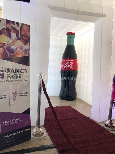 Activacion Coca Cola