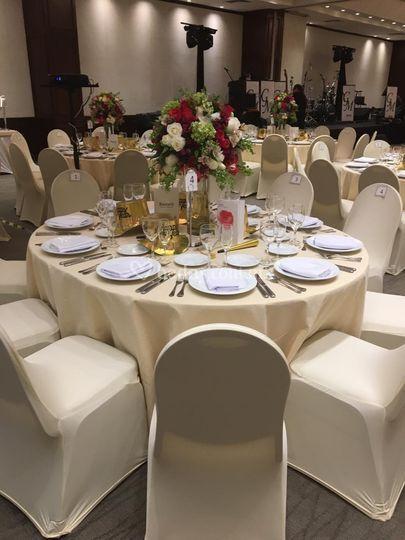 Banquete social