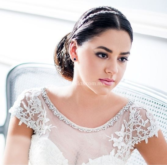 Alex Ortiz maquillaje de novia