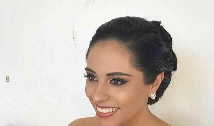 Alex Ortiz wedding make up