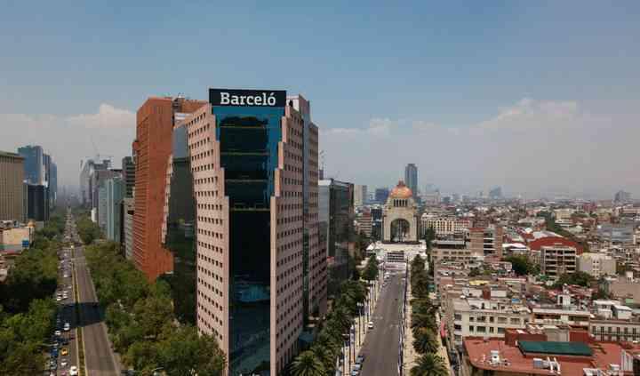 Barceló México Reforma