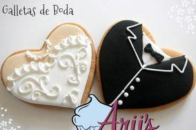 Galletas y Cupcakes Arii's