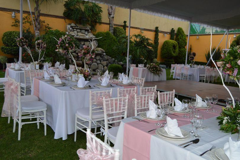 Montaje rosa de jard n quinta real foto 19 for Jardin quinta real