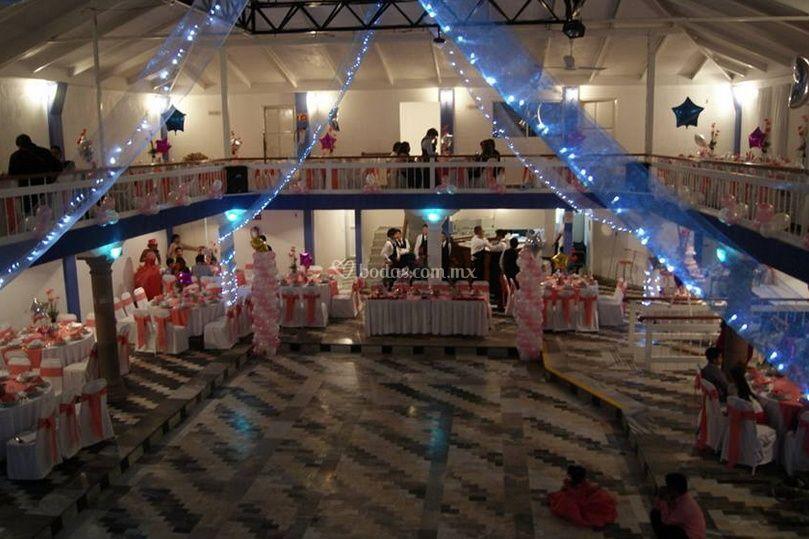 Salones de fiestas economicos ecatepec servicios share for Salones economicos