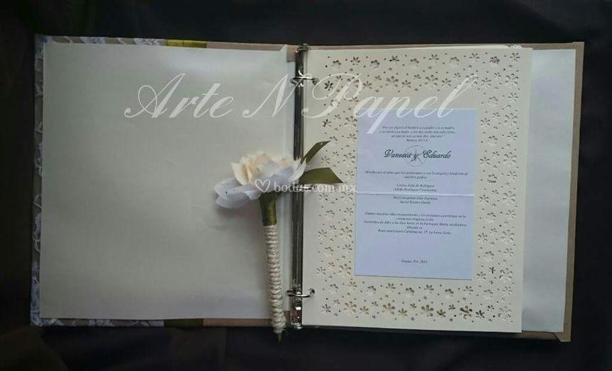 Libro de firmas