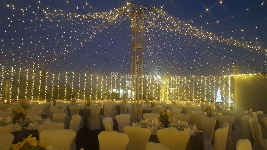 Cena terraza