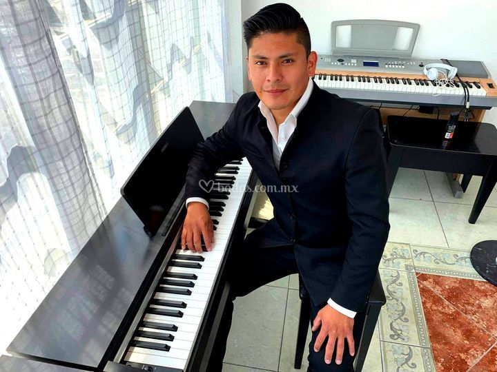 Pianista Osiel