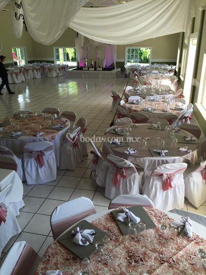 Salón Villas del Campestre