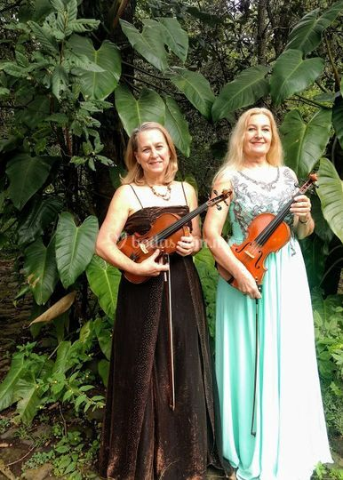 Dos solistas