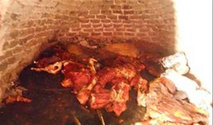 Carne horneada