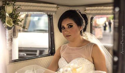 Sofia Medero Make Up Artist 1