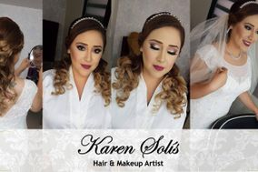 Makeup & Hairstyle Karen Solis