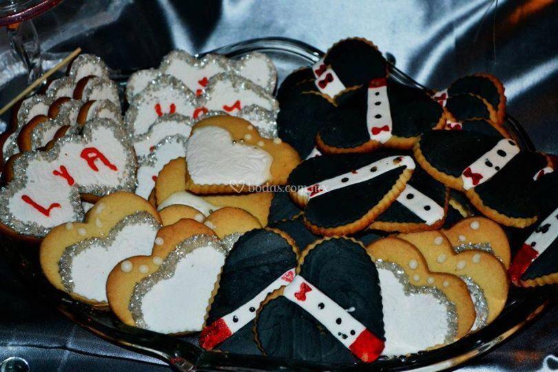 Deliciosas galletas