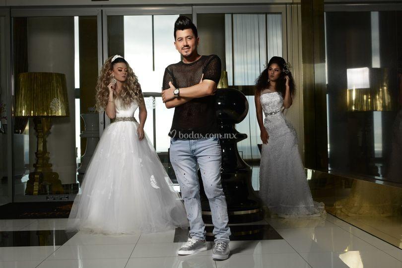 Karlos Guerrero Bridal Room