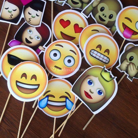 Emojis  para fotos
