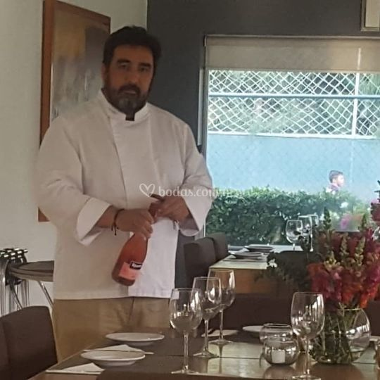 Chef amorescocina
