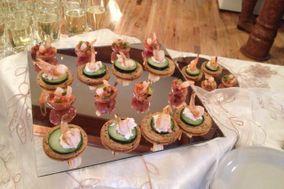 Color Borgoña Catering