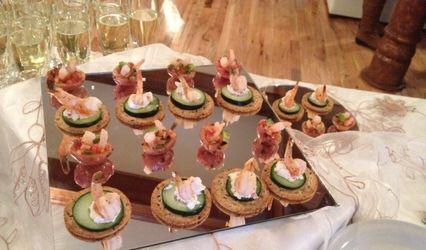 Color Borgoña Catering 1