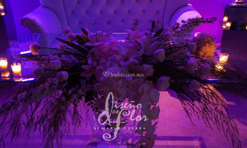 Diseño en Flor