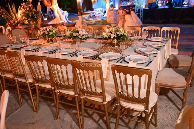 Erika Vega Banquetes y Eventos