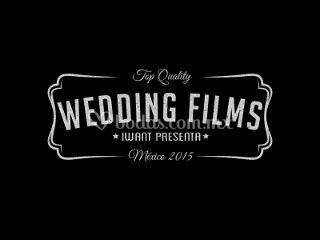 I Want Wedding Films logo