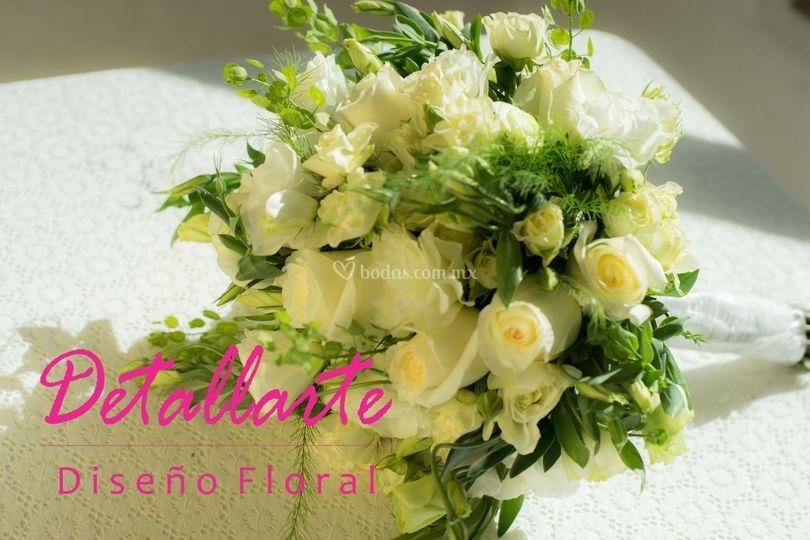 Bouquet para novia de Detallarte