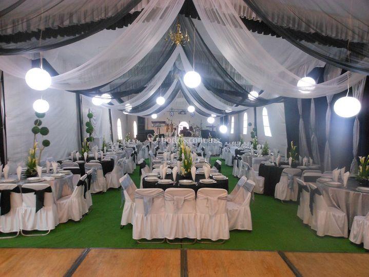 Jicardi eventos - Decoracion de carpas para bodas ...