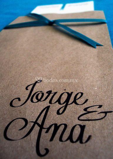Jorge & Ana