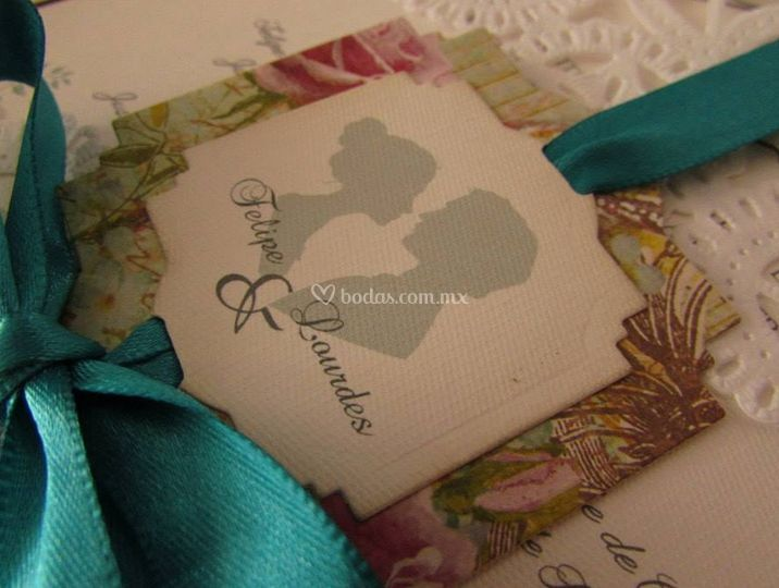 Bellas invitaciones
