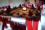 MESA CUADRADA EN REGALO de Los Arcos Banquetes