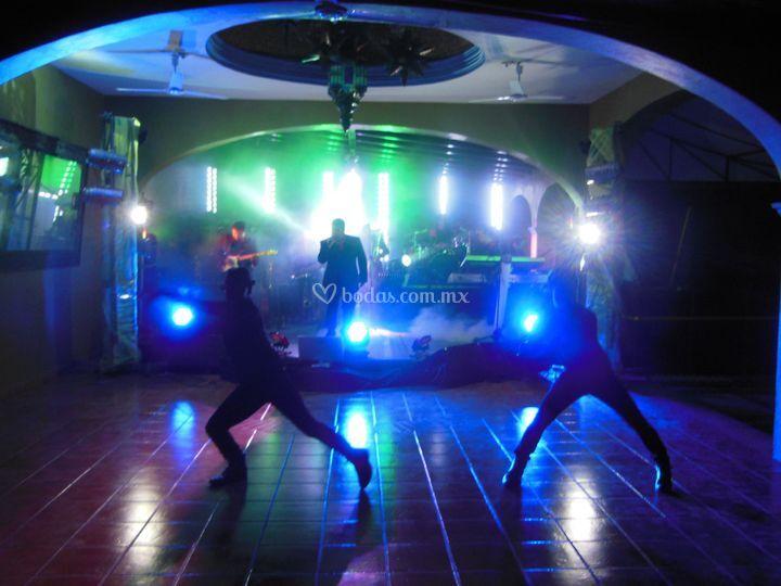Dancer's