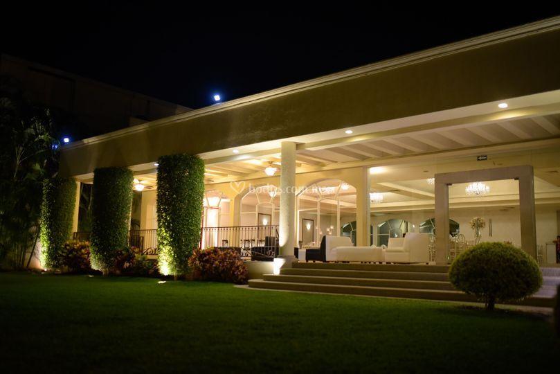 Casa magna terraza