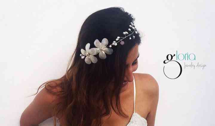 Wedding Headdress - Tocado