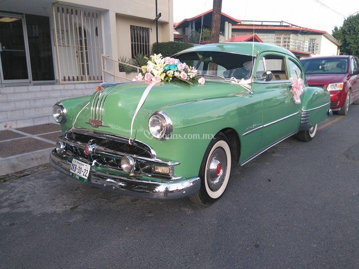 Auto Clásico de Héctor Villareal