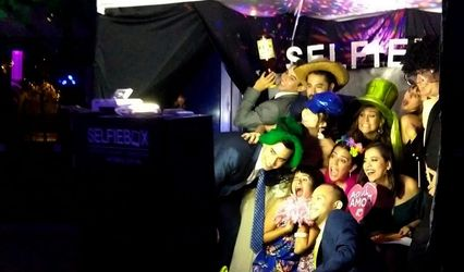 Selfiebox - Cabina de fotos 1