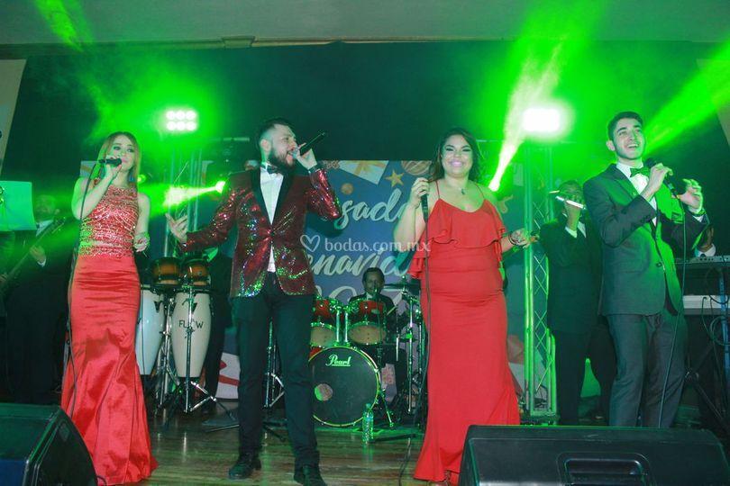 Flow Banda en Posada!