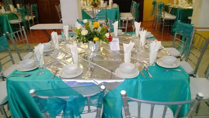 Elegancia en tu mesa