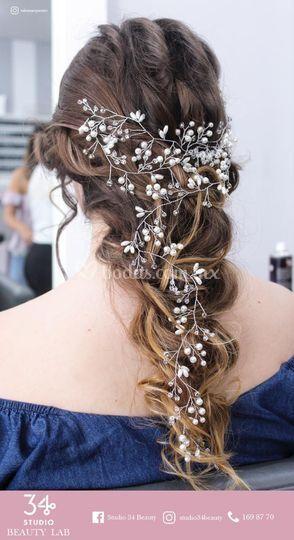 Peinados trendy
