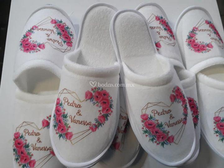 En Tu Fiesta - Sandalias y pantuflas