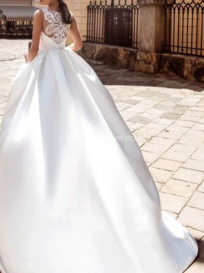 Vestido Espalda De Vestidos De Novia Monterrey Foto 6