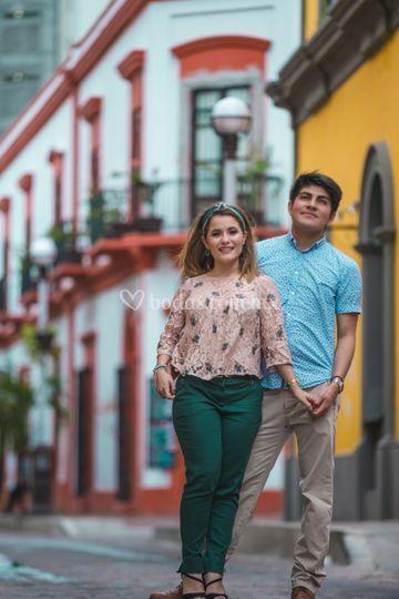 Karla y Santiago