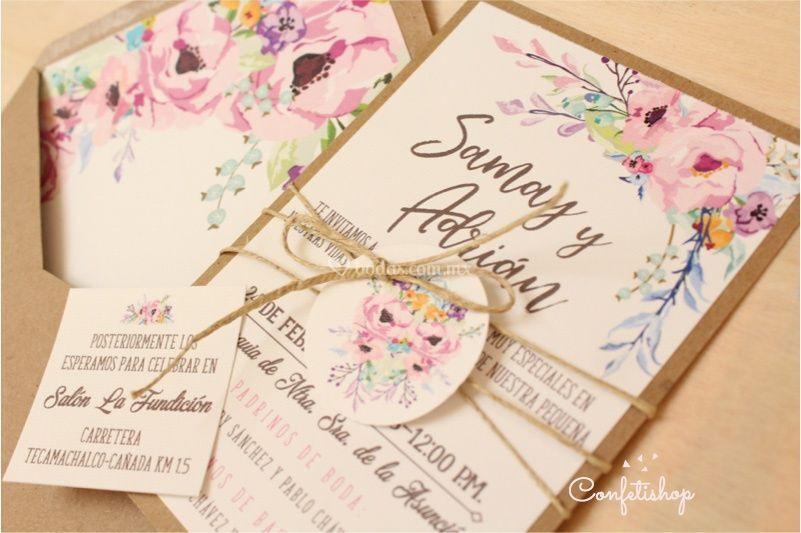Mod. Bouquet Pastel