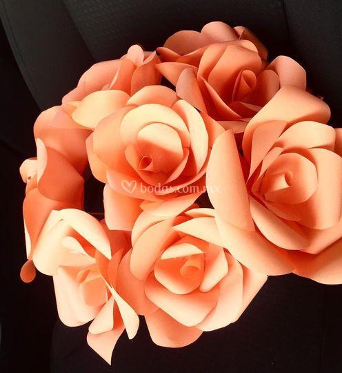 Arreglo de rosas